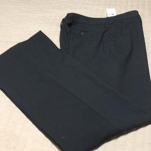 Gap 8 Ankle Gap stretch black trouser